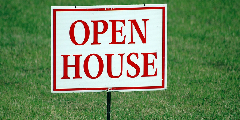 promote a last-mile distribution center with an open house